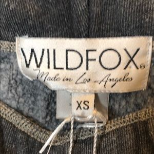 Wildfox Pants & Jumpsuits - Wildfox republican elephant lounge jogger pants
